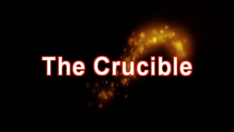 Thumbnail for entry Crucible Puppet Play