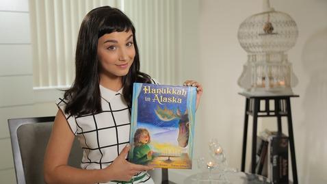 Thumbnail for entry Hanukkah in Alaska read by Molly Ephraim