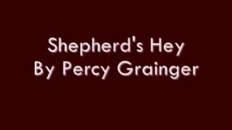 Thumbnail for entry Shepherd's Hey