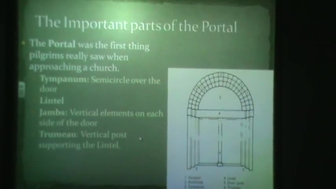 Thumbnail for entry Romanesque Review Part II