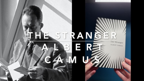 Thumbnail for entry Camus, Albert - The Stranger