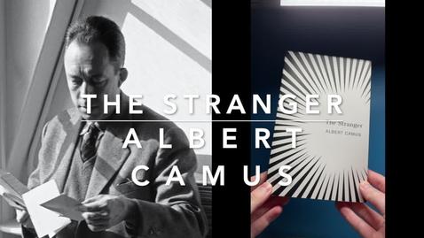 Thumbnail for entry Camus, Albert - The Stranger