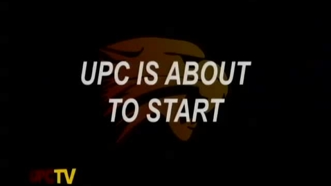 Thumbnail for entry UPC TV 12-15-11 LIVE Show