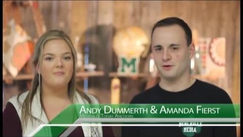 Thumbnail for entry Best of Semester 1 - Mehlville Media