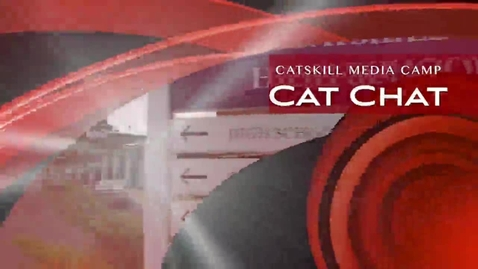 Thumbnail for entry Cat Chat July 2, 2015