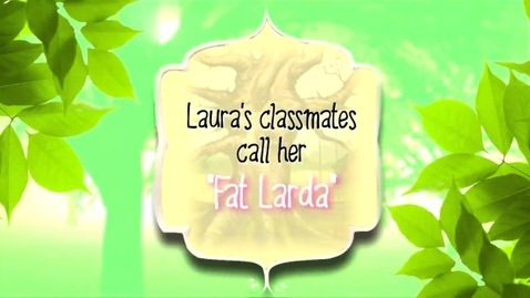 Thumbnail for entry Book Trailer for The Laura Line, by Crystal Allen