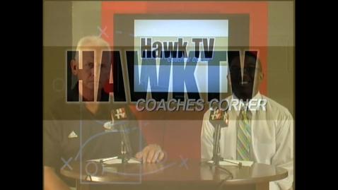 Thumbnail for entry Coaches Corner - HAWK Football Week Zero