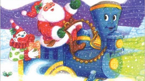 Thumbnail for entry Little Engine That Could and the Snowy, Blowy Christmas - Mrs. Brannon