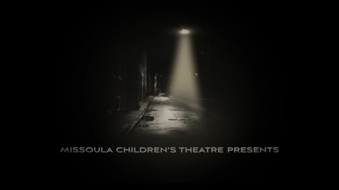 Thumbnail for entry Missoula Children's Theatre Directors Present Improv Workshop