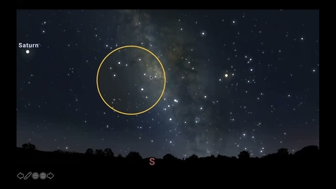 Thumbnail for entry Fernbank Science Center- The Sky This Week Aug 22-28