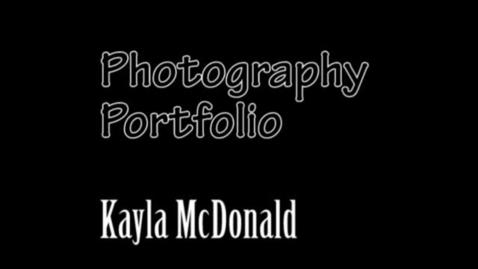 Thumbnail for entry Kayla M