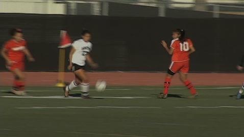 Thumbnail for entry GHCHS Girls Soccer vs Taft 1-13-12