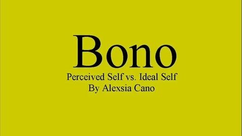 Thumbnail for entry Bono