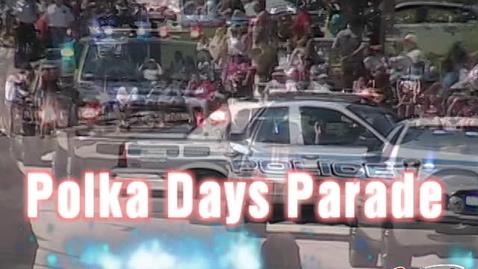 Thumbnail for entry Pulaski Polka Days Parade Part 1