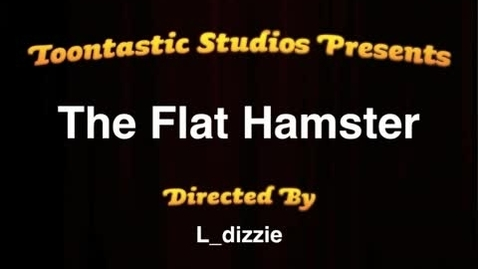 Thumbnail for entry Toontastic: Flat Hamster