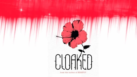 Thumbnail for entry Cloaked Book Trailer