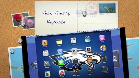 Thumbnail for entry Keynote on iPad