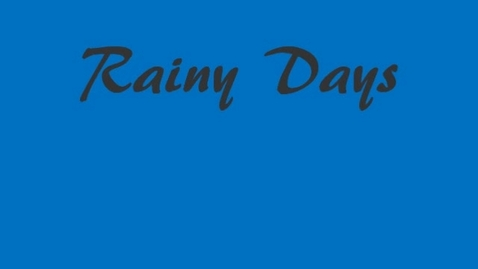 Thumbnail for entry STOMP 2010 Rainy Day