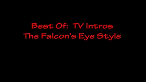 Thumbnail for entry Best of TV Intros