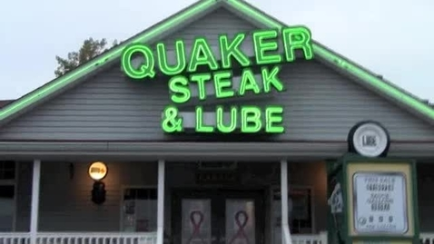 Thumbnail for entry Quaker Steak - Community Connection Advertising Project