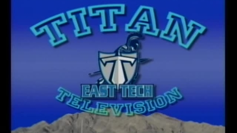 Thumbnail for entry 10-05-10 Good Morning East Tech