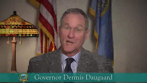 Thumbnail for entry Career & Technical Education Courses by Governor Daugaard