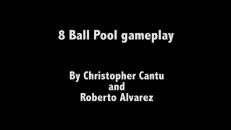 Thumbnail for entry 8 Ball Pool by Miniclip