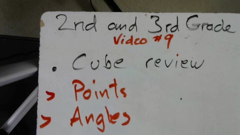 Thumbnail for entry 2nd and 3rd grade video #9