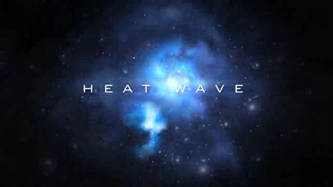Thumbnail for entry Book Trailer TV: The Heat Wave