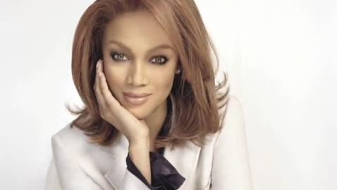 Thumbnail for entry Tyra Banks by Melissa