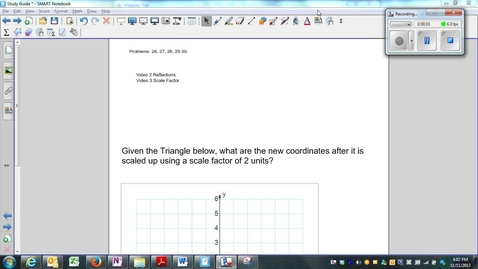 Thumbnail for entry Study Guide Questions 26 thru 30 video 3