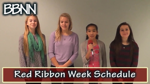 Thumbnail for entry BBNN Red Ribbon Week