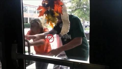 Thumbnail for entry Shanahan Video News 11-4-13