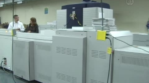 Thumbnail for entry Unveiling of the New Xerox IGEN3 - Rochester City School District