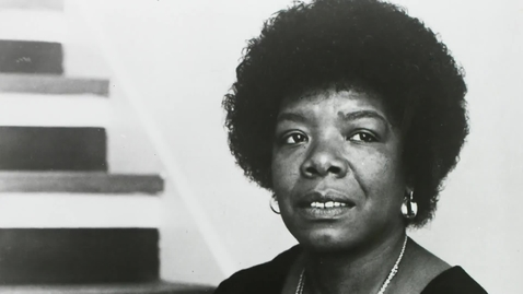 Thumbnail for entry Celebrating Black History-- Maya Angelou