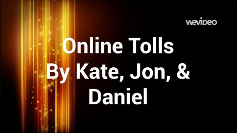 Thumbnail for entry Take Action Project: Online Trolls