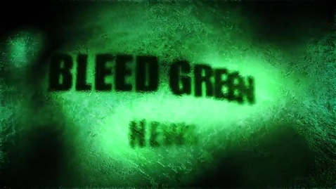 Thumbnail for entry 12-8-2017 Bleed Green News