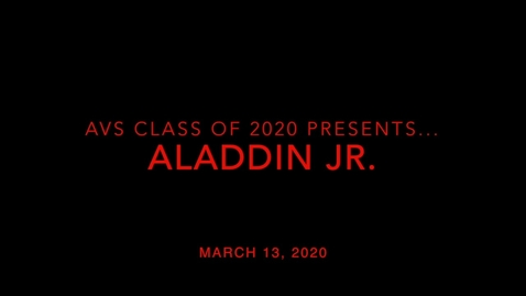 Thumbnail for entry Aladdin Jr. 2020 High Res