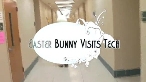 Thumbnail for entry Spring Break Plans, plus an Easter Bunny Visit
