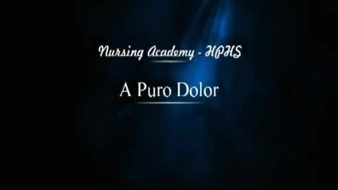 Thumbnail for entry A Puro Dolor - Los Enfermeros