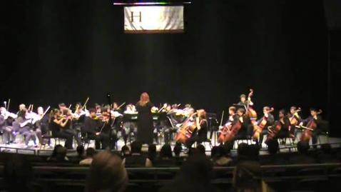 Thumbnail for entry LWHS Chamber Orchestra: Kaiser Quartet