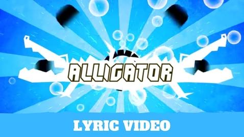 Thumbnail for entry Alligator Goodbye - Hillsong Kids Lyric Video