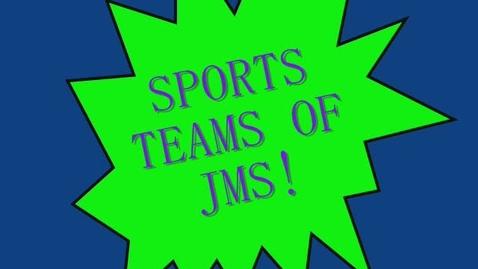 Thumbnail for entry JMS Sports Recap