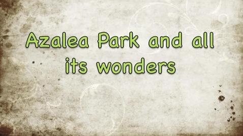 Thumbnail for entry Azalea Park