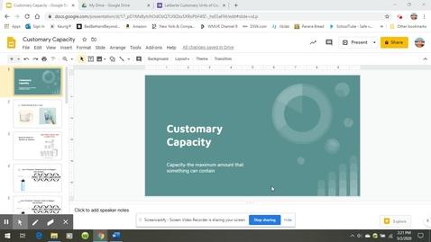 Thumbnail for entry Customary Units of Capacity.webm