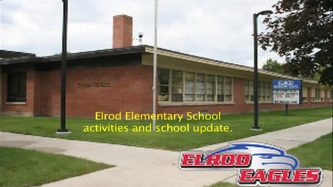 Thumbnail for entry Elrod Elementary Activities Update