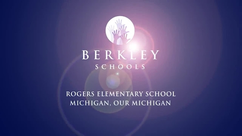 Thumbnail for entry 2014 Rogers Michigan, Our Michigan Third Grade Concert