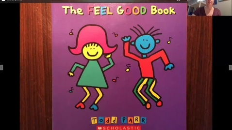 Thumbnail for entry The feel good book readaloud