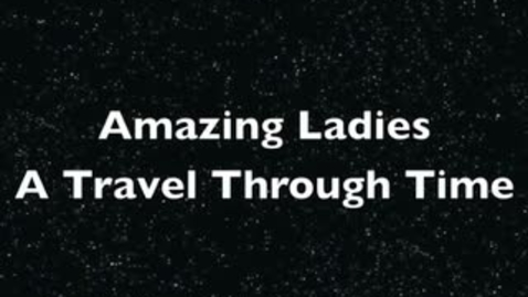 Thumbnail for entry Amazing Ladies