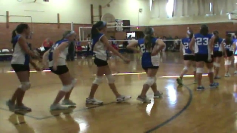Thumbnail for entry 2012 Bronco Volleyball Opener